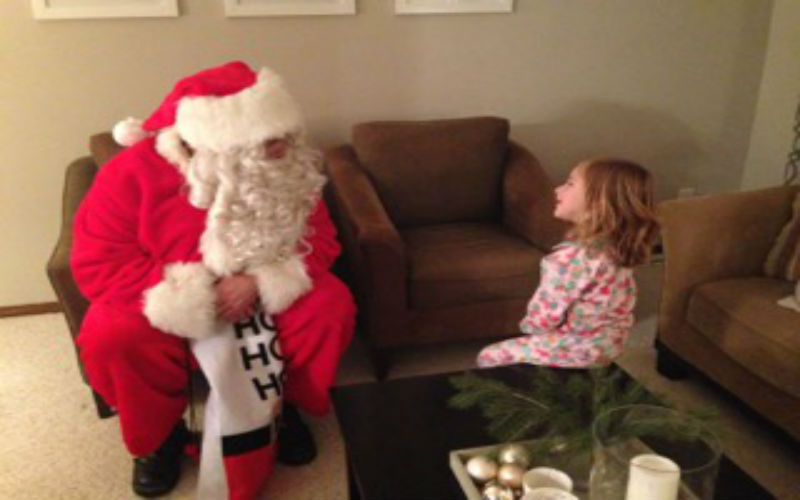 The New Christmas Gift Rule: Kids
