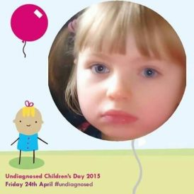 Every day is Undiagnosed Day in our house