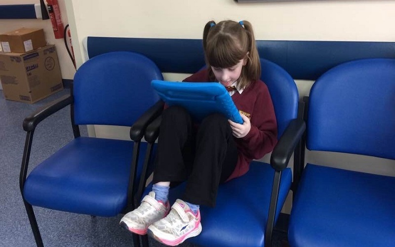 Waiting rooms and autism