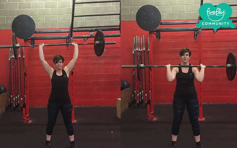 Special needs parents: How Crossfit is changing my life!