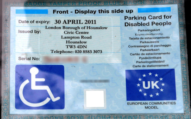 Tesco to Crackdown on Shoppers Parking in Disabled Bays