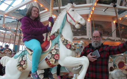 How a Trip to the Carousel Taught this Special Needs Mom a Profound Life Lesson