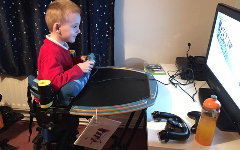 Special Needs Parenting: I've Lost My 6 Year Old to a Games Console