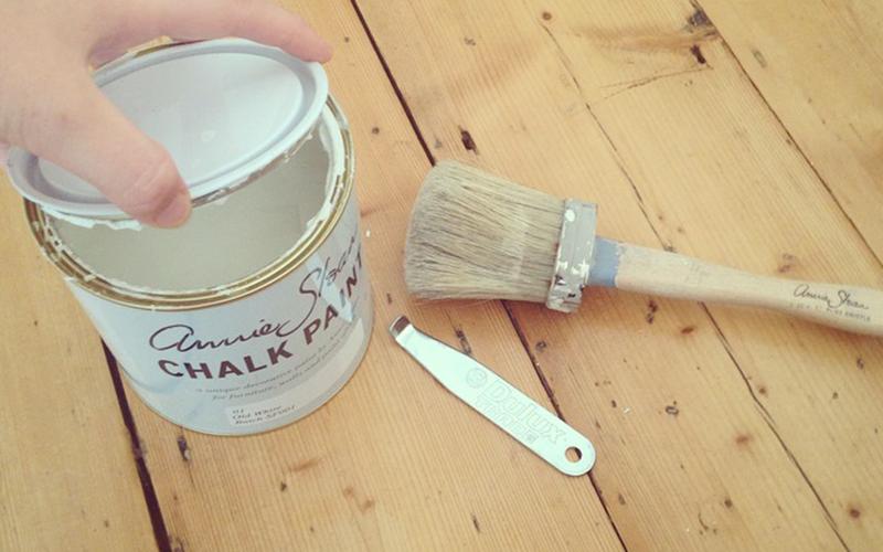 Chalk Paint Your Furniture Fabulous!