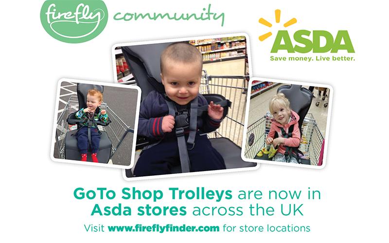 Asda to get the GoTo Shop Trolley