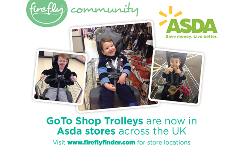 GoTo Shop Trolleys Now Available in Almost 400 ASDA Stores Across the UK