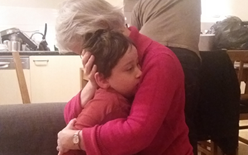 Raising kids with disabilities: Thank you Grandparents!