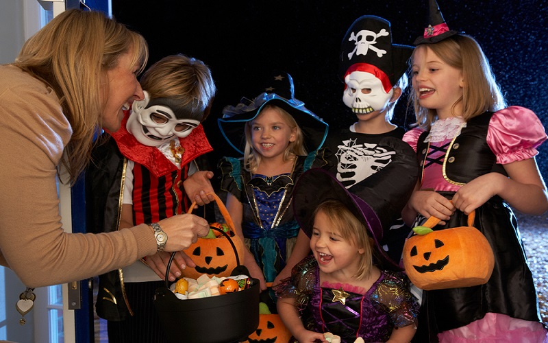 Halloween Isn't Like it Used to Be..