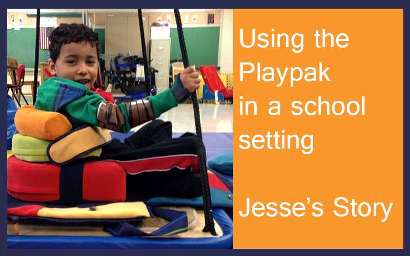 Using the Playpak in a School Setting