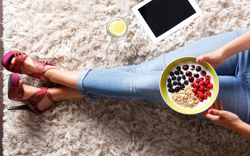 Fight Stress with Healthy Foods!