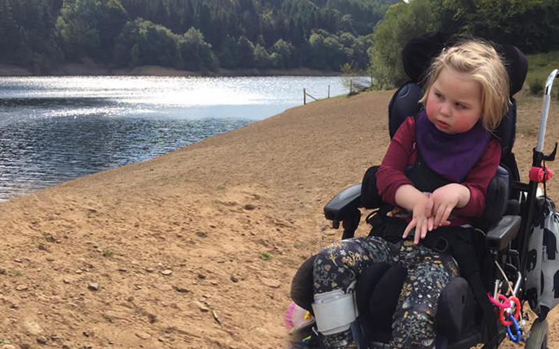 Special Needs Parenting: When people meet my daughter