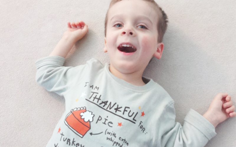 The American Thanksgiving with a Child who has Special Needs