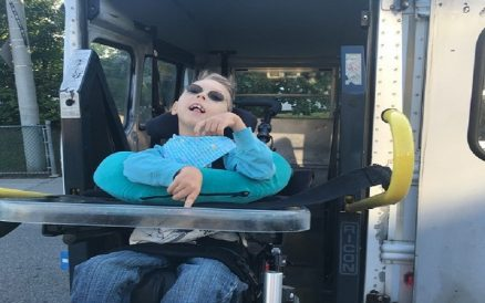 Special Needs: Riding the Bus