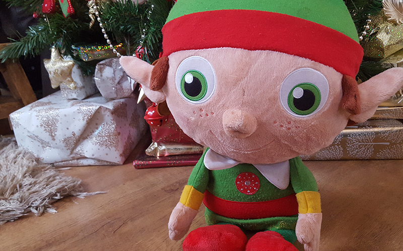 Special Needs Christmas: Hello I'm Albert the Elf