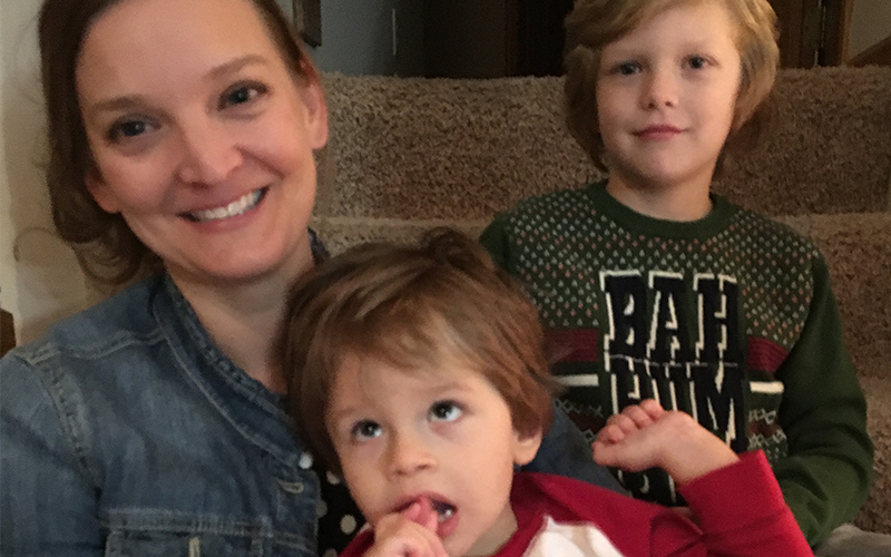 4 things I'm giving up in the New Year as a Mom of a child with significant needs