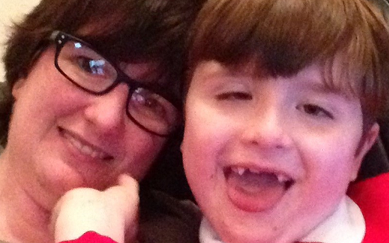 Raising kids with special needs: If he never says 'I Love You'