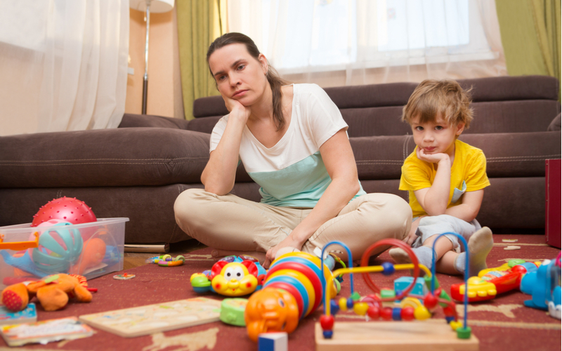 Special Needs Families: What You Really Say Whenever You Tell Your Child that You Are Sorry!