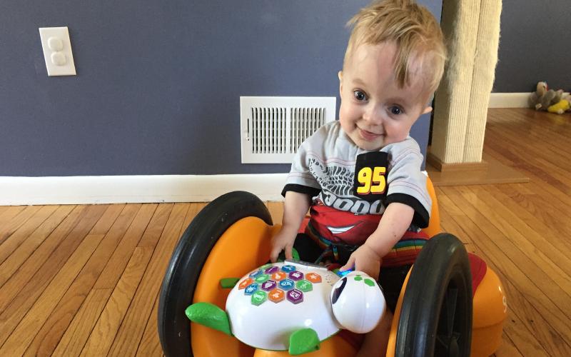 Osteogenesis Imperfecta: A Happy Life
