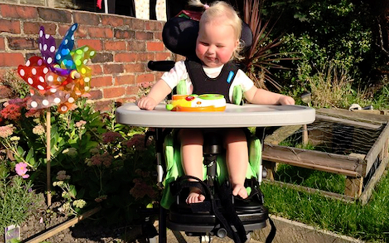 A Letter of Support to Myself - Raising a Child with a Disability