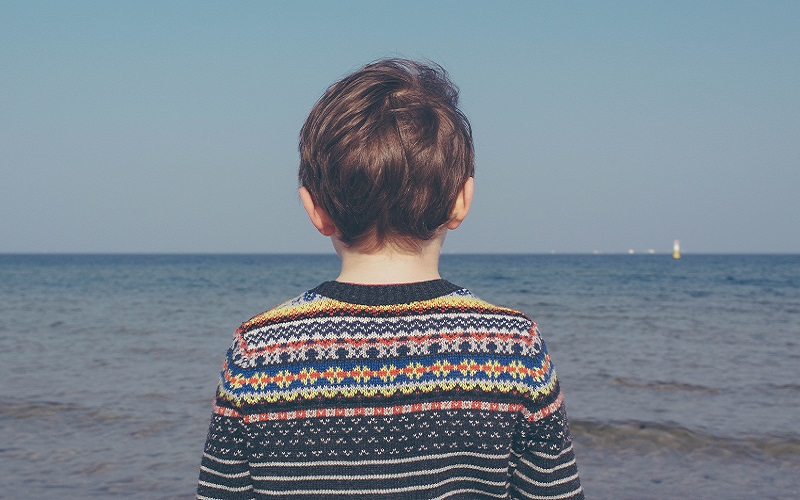 The Time was Right: Telling my Son about Autism