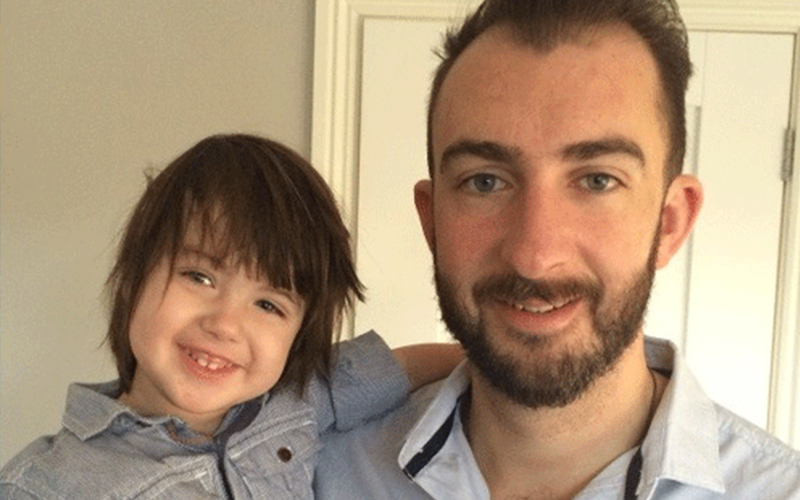 A Letter to My Daddy – To the World I'm Special Needs But to You I'm Just Special