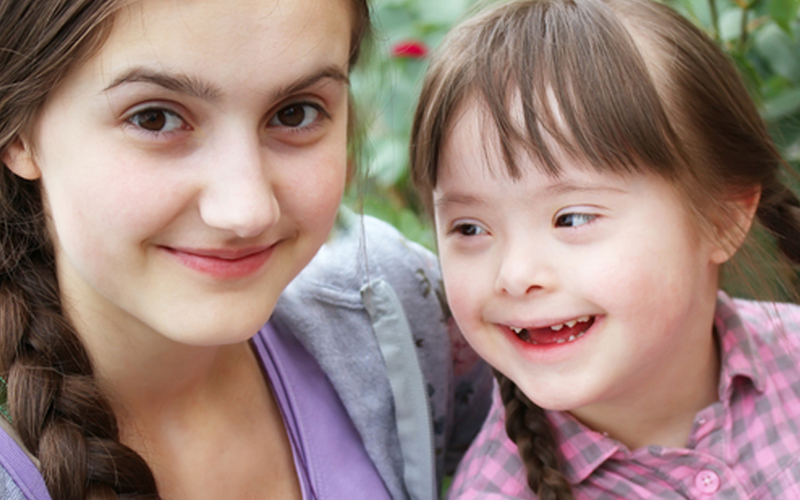 Parents of Kids With Disabilities Fear for Sibling Relationships