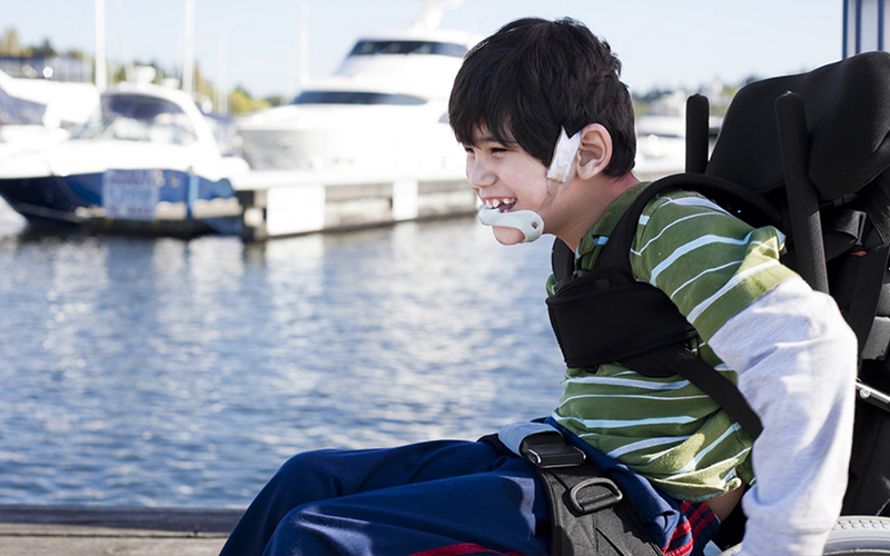 What Do You See When You Look at a Child with a Disability?