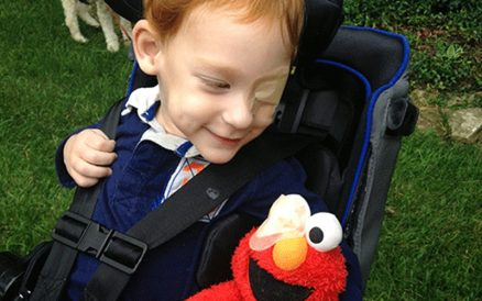 """""""I admit it, I'm scared for my son as he grows up"""" - Raising a Child With a Disability"""