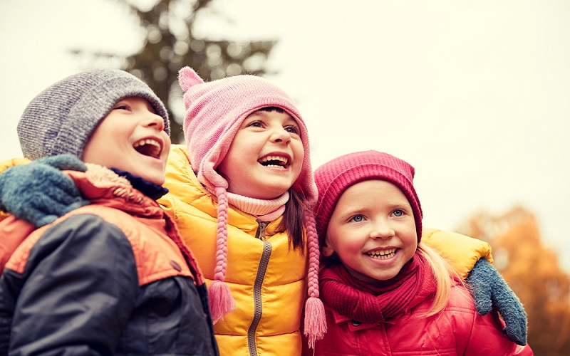 Fall Fashion for the Child with Special Needs