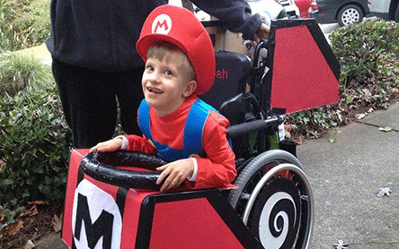 41 Best Halloween Costumes for Kids With Disabilities