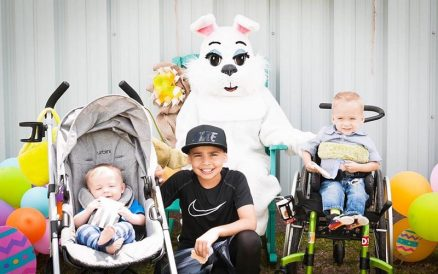 All Inclusive Easter Egg Hunt
