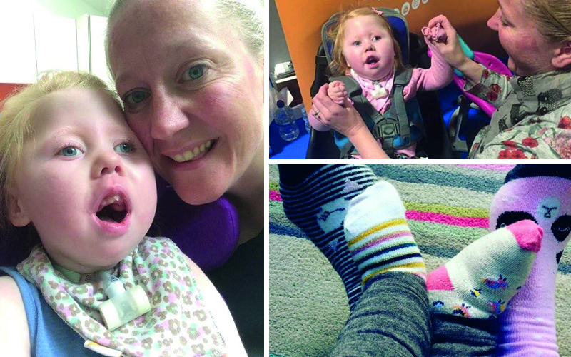 Special Needs Parenting: When did I stop introducing myself as me?