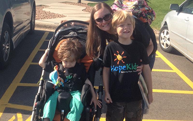 "Responding to ""So, What Do You Do?"" - Raising a Child with Special Needs"