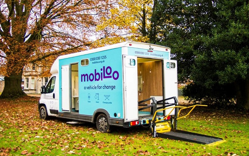 Where you will find a Mobiloo this August