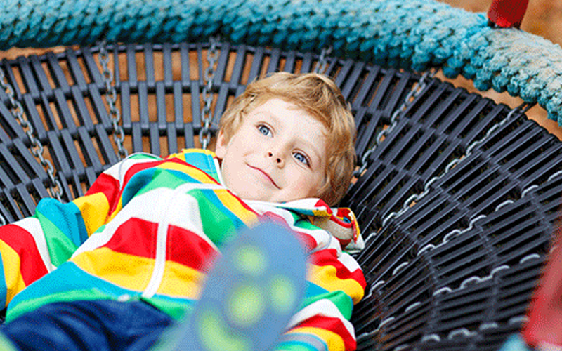 Why Swing Therapy Matters in Early Intervention Programs - Pediatric Physical Therapy