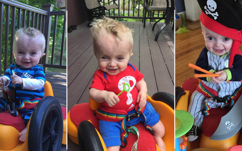 Osteogenesis Imperfecta: The Gift of Mobility