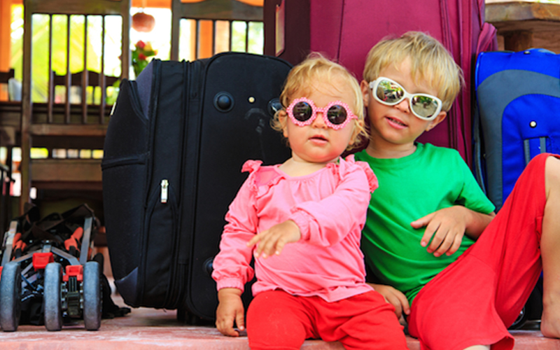 4 Top Travel Tips for Parents of Kiddos with Special Needs