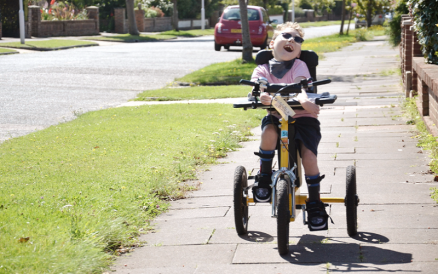 Podcast: Five things I didn't realise before I had a disabled child